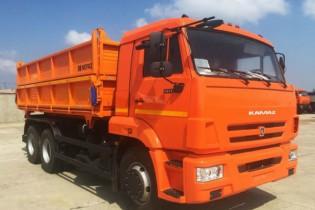 Продажа автомобиля KAMAZ-45143-50