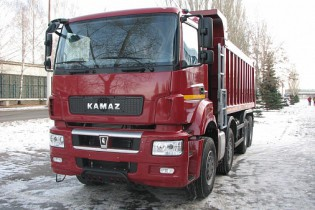 Продажа автомобиля KAMAZ-65201-001-49 (B5) ARX