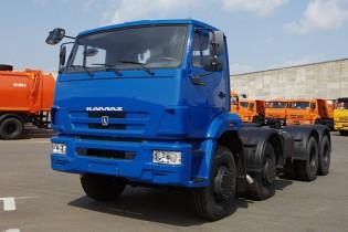 Продажа автомобиля ШАССИ KAMAZ-6540-48 (А5)