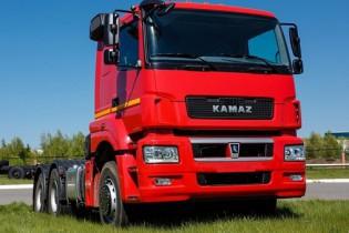 Продажа автомобиля KAMAZ-65806-68 (T5)
