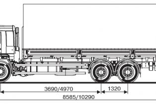 Продажа автомобиля KAMAZ-65117-48 (А5)