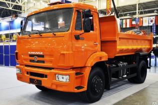Продажа автомобиля KAMAZ-43255-69