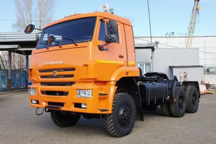 Продажа автомобиля KAMAZ-65225-53