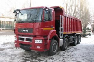 Продажа автомобиля KAMAZ-65201-21010-53 ARX