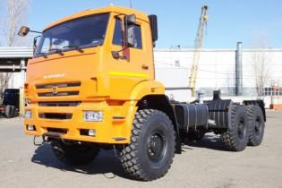 Продажа автомобиля ШАССИ KAMAZ-65222-53