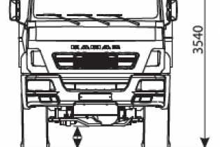 Продажа автомобиля KAMAZ-43502-66 (D5)
