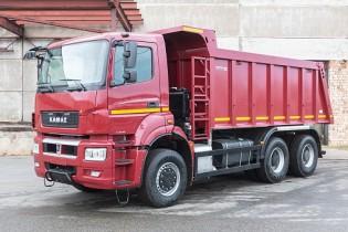 Продажа автомобиля KAMAZ-6520-001-49 (B5) ARX