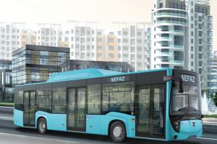 Продажа автомобиля Городской полунизкопольный автобус НЕФАЗ 5299-30-57 на КПГ