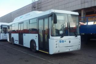 Продажа автомобиля Городской полунизкопольный автобус НЕФАЗ 5299-30-56 на КПГ