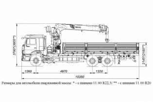 Продажа автомобиля БОРТОВОЙ АВТОМОБИЛЬ С КМУ ГАЛИЧАНИН КМУ-150 НА ШАССИ KAMAZ-65117 (659000-0007000-22)