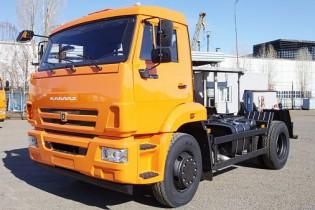 Продажа автомобиля ШАССИ KAMAZ-43255-69 (G5)