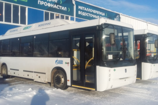 Продажа автомобиля Пригородный автобус НЕФАЗ-5299-11-56 на КПГ
