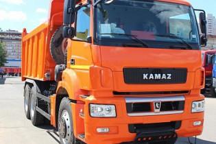 Продажа автомобиля KAMAZ-6580-87(S5)