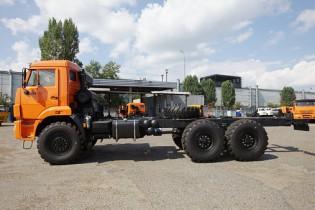 Продажа автомобиля ШАССИ KAMAZ-5350-66 (D5)