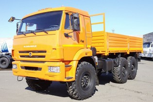 Продажа автомобиля KAMAZ-5350-66 (D5)