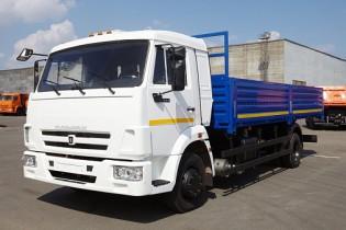 Продажа автомобиля KAMAZ-4308-69 (G5)