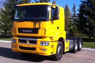 Продажа автомобиля KAMAZ-65206-87 (S5)