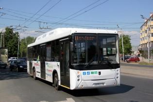 Продажа автомобиля Рестайлинговый низкопольный автобус НЕФАЗ 5299-40-57 на КПГ