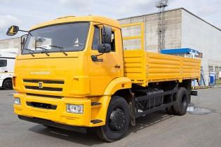 Продажа автомобиля KAMAZ-43253-69 (G5)