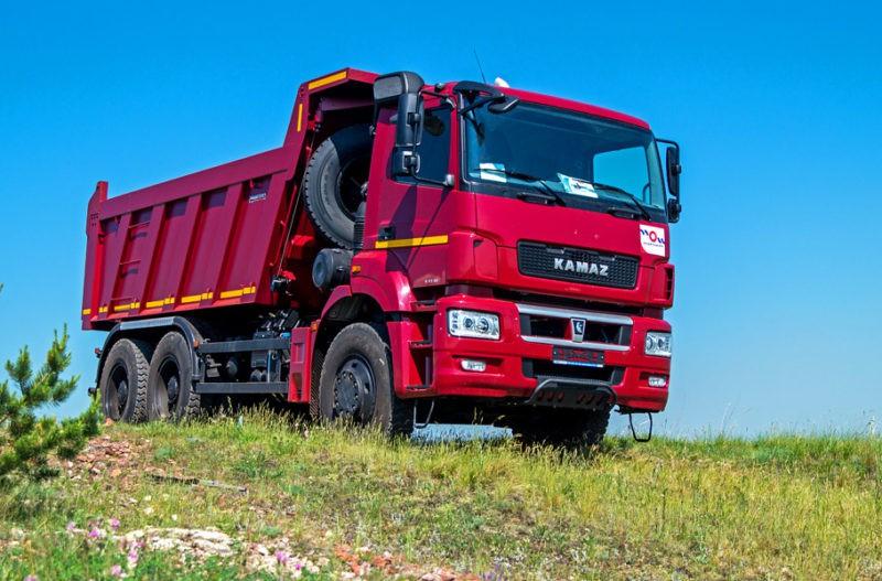 Продажа KAMAZ-65802-87(S5)